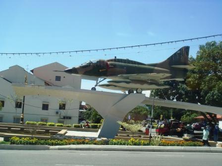 Konklusinya, Kuala Kangsar memang sempoi mcm kapal terbang ni