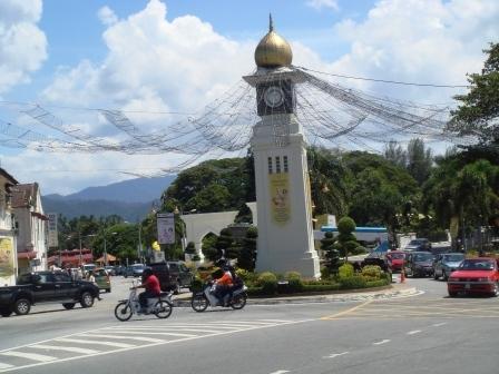 Bulatan Menara Jam