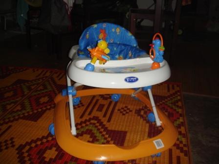 Baby Walker Arman