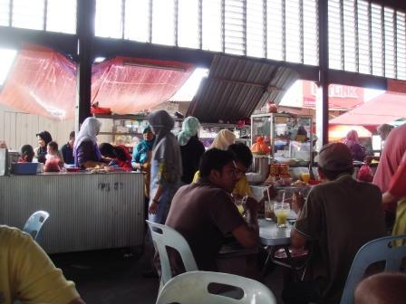 Medan Selera Pasar Selayang