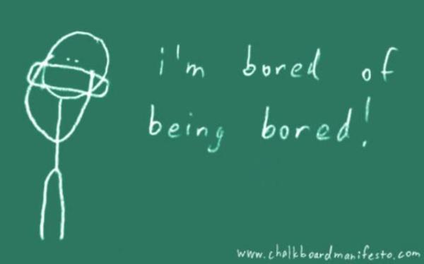 bosan...